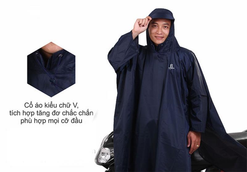 áo mưa poncho vải best RANDO