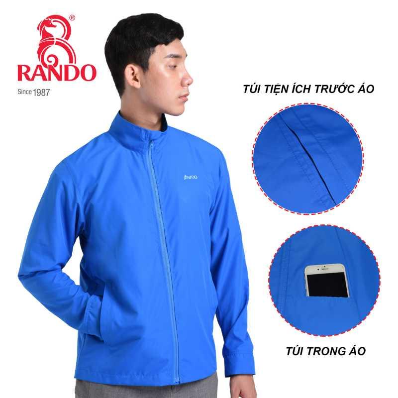 Túi áo gió cao cấp nam AVADO - RANDO