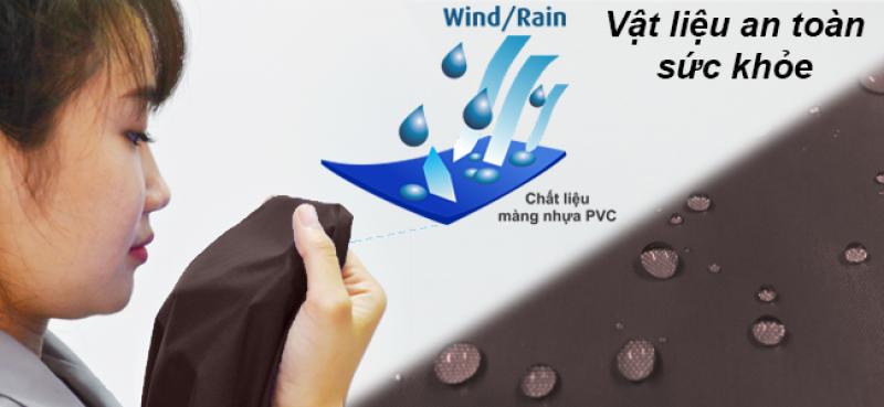 Vật liệu PVC an toàn sức khỏe cho người sử dụng