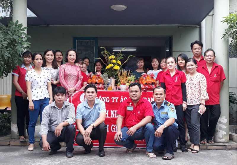 Ban giám đốc cùng CNV tri ân Tổ Nghề May 2020 tại nhà máy RANDO