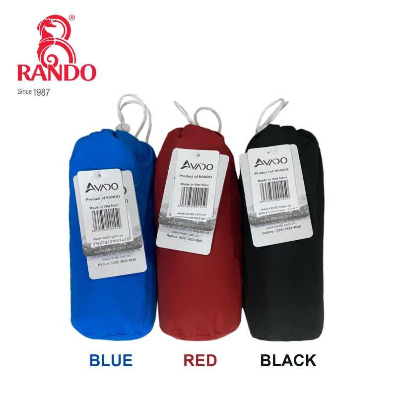 Màu sắc áo gió cao cấp nam AVADO - RANDO