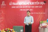 Lễ Trao Học Bổng Khuyến Học RANDO Niên Khóa 2019-2020