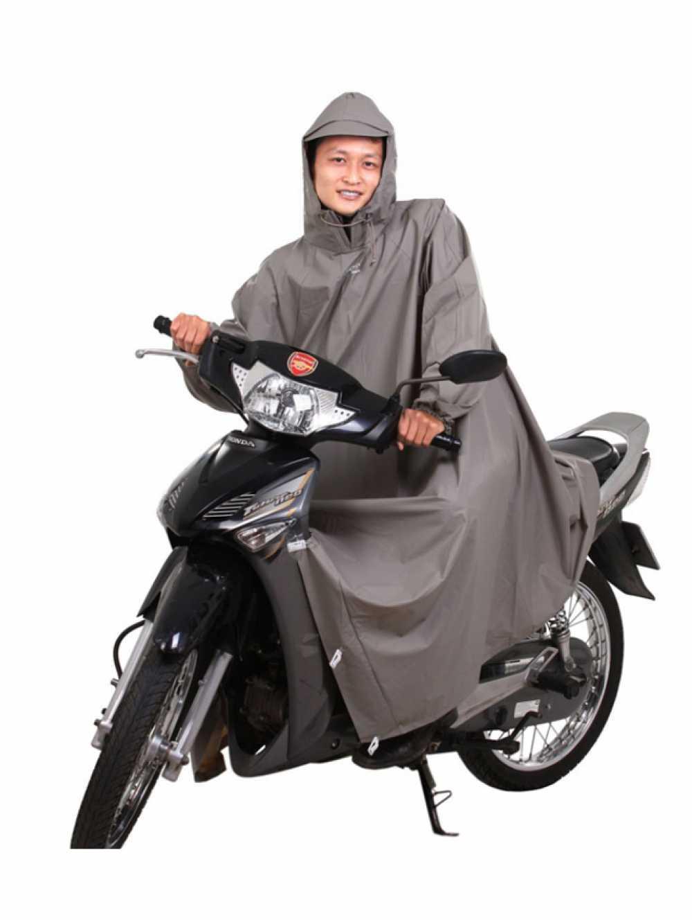 ÁO MƯA THÔNG MINH RANDO Áo mưa Cosy