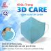 Hình KHẨU TRANG 3D CARE - SET 10 CÁI SIZE NGƯỜI LỚN 1
