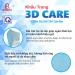 Hình KHẨU TRANG 3D CARE - SET 10 CÁI SIZE NGƯỜI LỚN 4