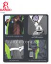 Hình Bộ áo mưa Thời Trang Cao Cấp  Màu sắc Xanh lá Size người lớn 2XL 0