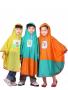 Hình Áo mưa Bướm Trẻ Em 1