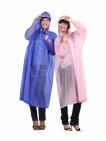 Áo mưa Dây Kéo Trong Màu