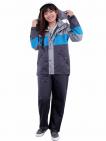 Hình Bộ áo mưa ECO Màu sắc Xanh lam Size người lớn 2XL