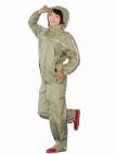 Hình Bộ áo mưa RANTEX Màu sắc Xám đồng Size người lớn 2XL