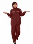 Hình Bộ áo mưa RANTEX Màu sắc Đỏ Size người lớn 2XL